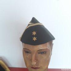 Militaria: GORRO CUERPOS COMUNES DE TENIENTE A ESTRENAR. Lote 118555072