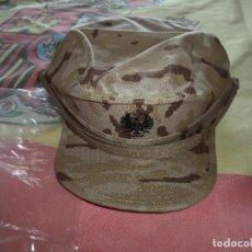 Militaria: GORRA ARIDO PIXELADO TALLA M. Lote 118687307