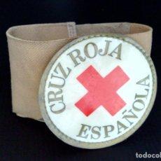 Militaria: BRAZALETE DE LA CRUZ ROJA ESPAÑOLA. Lote 118696307