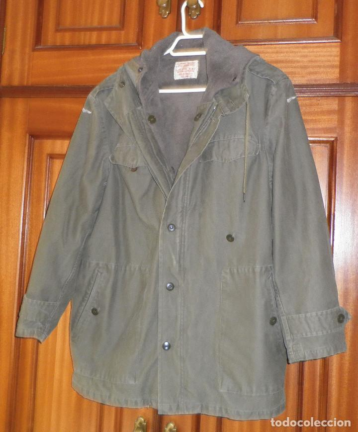 salida para la venta ajuste clásico replicas chaqueta militar de la otan con forro polar desmontable talla grande