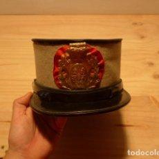 Militaria: GORRO ROS ORIGINAL DE JUAN CARLOS I, ORIGINAL.. Lote 119092775