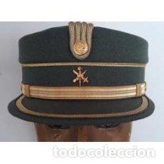 Militaria: TERESIANA DE LA LEGIÓN OFICIAL CONFECCIONADA A MANO EN ESPAÑA TALLA DE LA 54 A LA 60. Lote 119242359
