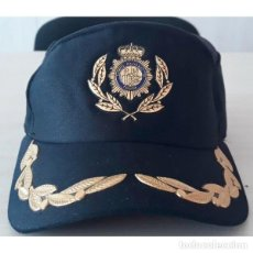 Militaria - GORRA DEL CUERPO NACIONAL DE POLICÍA DE COMISARIO TALLA 54 A 60 - 132932510