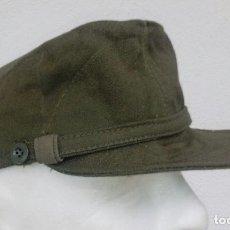 Militaria: GORRA DE FAENA VERDE CAQUI, M1960, PERFECTO ESTADO, TALLA M. SIDI IFNI, BRIPAC. Lote 119443243