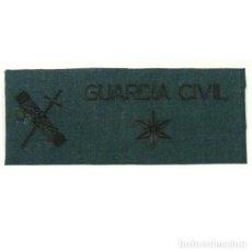 Militaria: GALLETA TRAJE DE CAMPAÑA GUARDIA CIVIL EMPLEO ALFEREZ CON VELCRO. Lote 119584743