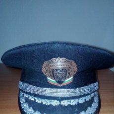 Militaria: GORRA MILITAR. Lote 119915878