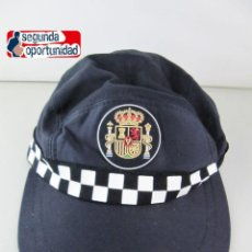 Militaria: GORRA DE POLICÍA LOCAL. Lote 119969059