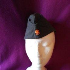 Militaria: ALEMANIA DEL ESTE, DDR. GORRO CUARTELERO, NUEVO.. Lote 120686703