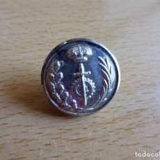 Militaria: BOTÓN CUERPO DE PRISIONES. ALFONSO XIII. Lote 121281579