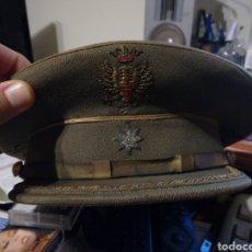 Militaria: GORRA PLATO COMANDANTE EJÉRCITO. Lote 122043414