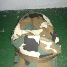 Militaria: GORRA DESCONOCIDA PARECE HECHA, NO SE SI ES DE DOTACION, ESCUDO EN BOTONES. Lote 122098027