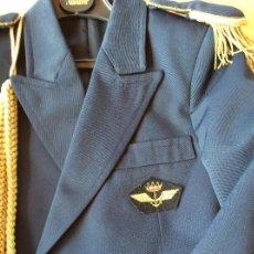 Militaria: CHAQUETA DE COMUNIÓN MARINERO AZUL .MARCA ALSABAR ZARAGOZA. Lote 122263495