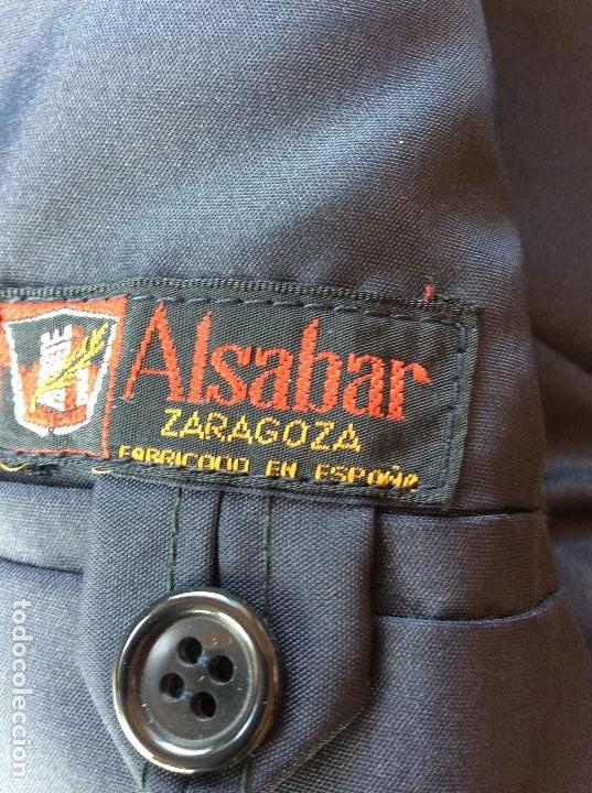 Militaria: Chaqueta de comunión marinero azul .Marca Alsabar Zaragoza - Foto 6 - 122263651