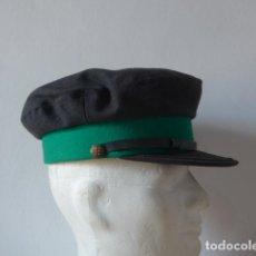 Militaria: ANTIGUA GORRA DE TRANVIA DE BARCELONA, ORIGINAL. . Lote 122776611