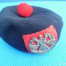 Militaria: BOINA BATALLON INFANTERIA DEL REY-LIVERPOOL. Lote 122929435