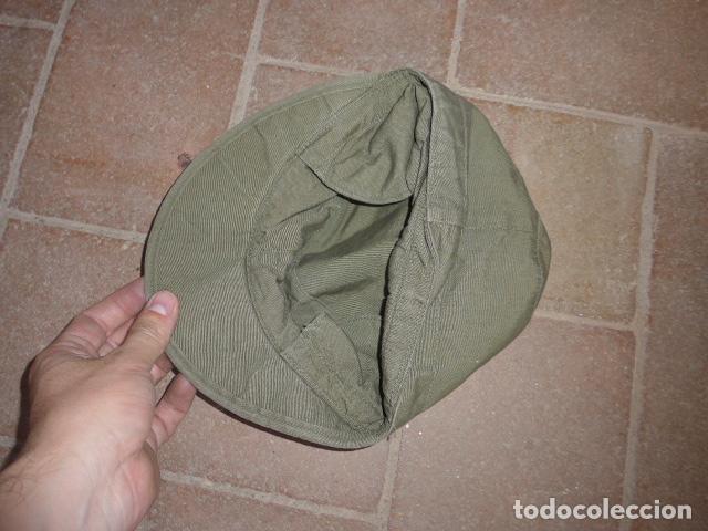 Militaria: Lote 3 gorra militar a identificar - Foto 3 - 124018071