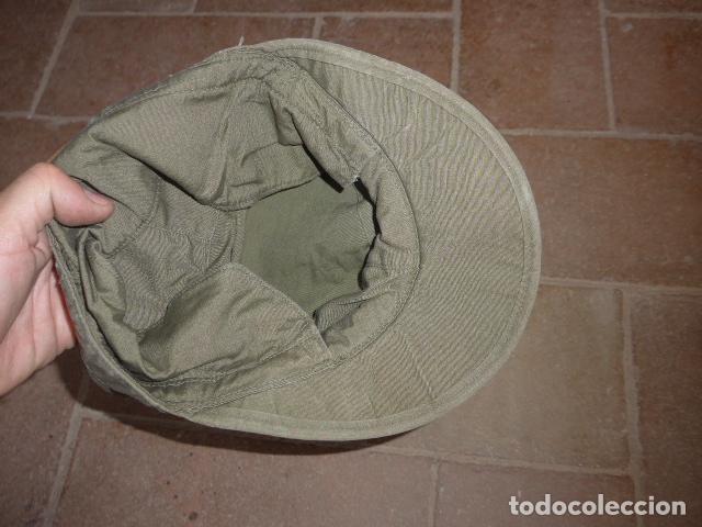 Militaria: Lote 3 gorra militar a identificar - Foto 4 - 124018071