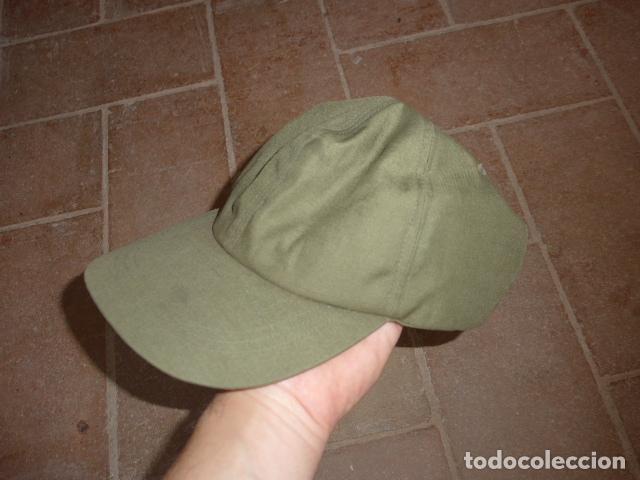 Militaria: Lote 3 gorra militar a identificar - Foto 5 - 124018071