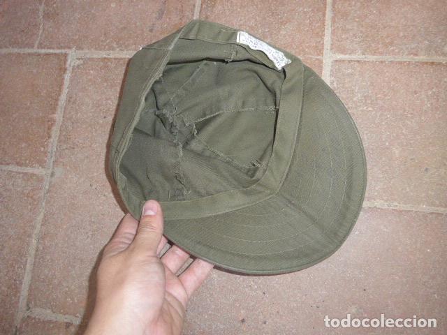 Militaria: Lote 3 gorra militar a identificar - Foto 8 - 124018071