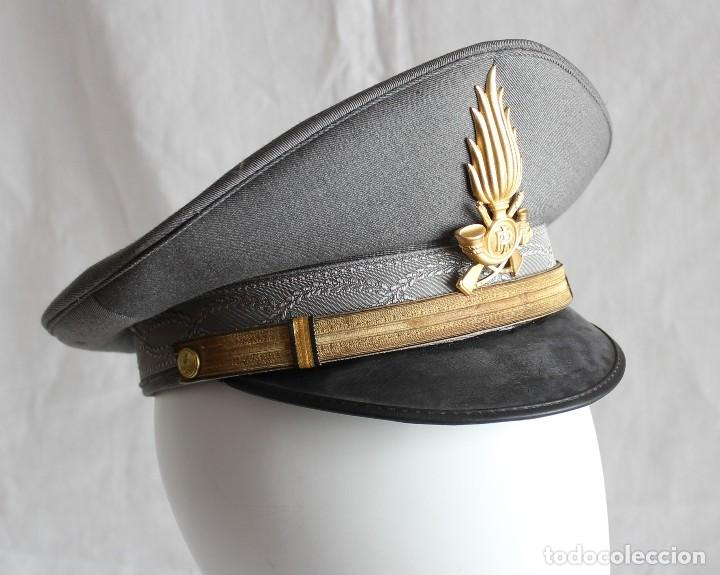 GORRA PLATO ITALIA (Militar - Boinas y Gorras )