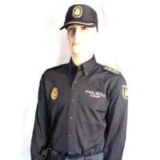 Militaria: UNIFORME CUERPO NACIONAL DE POLICIA, GORRA.. Lote 143960210