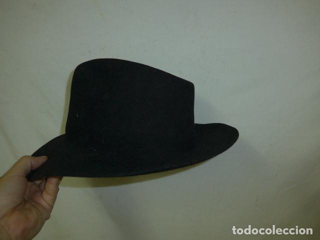 Militaria: Lote 2 antiguo sombrero o gorro de sudamerica, tipo vaquero oeste. Originales. - Foto 5 - 125149071