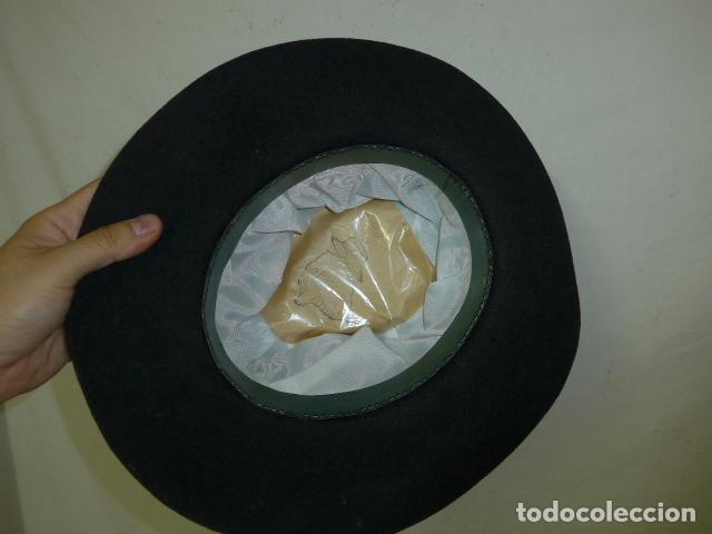 Militaria: Lote 2 antiguo sombrero o gorro de sudamerica, tipo vaquero oeste. Originales. - Foto 6 - 125149071
