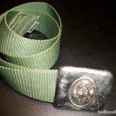 Militaria: CINTURON DE PASEO BRIPAC AÑOS 80. Lote 125194667