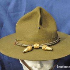Militaria: ESTADOS UNIDOS. GORRA DE CAMPAÑA DE OFICIAL DEL EJÉRCITO MODELO 1912. 1ª GUERRA MUNDIAL.. Lote 125303147