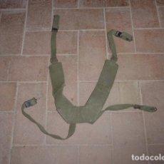 Militaria: ANTIGUO CORREAJE MILITAR A IDENTIFICAR. Lote 125991931