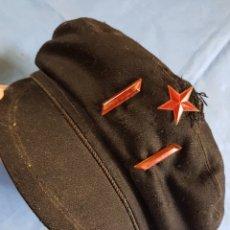 Militaria: GORRA THAELMAN GUERRA CIVIL. Lote 126168290