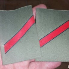 Militaria: HOMBRERA GRADUACIÓN DEL EJÉRCITO ESPAÑOL. Lote 126180780