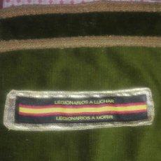 Militaria: EMBLEMA DE PECHO O BRAZO.LEGIÓN. Lote 126220675