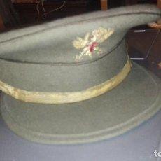 Militaria: GORRA PLATO MILITAR. Lote 126354163