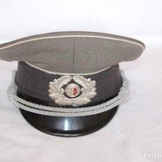 Militaria: GORRA DE PLATO NVA- RDA. Lote 127499819