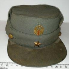 Militaria: KEPI O GORRA DE LA GUARDIA CIVIL ÉPOCA FRANCO. Lote 127511007