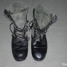 Militaria: BOTAS JUNGLA (JUNGLE BOOTS) U.S.A. GUERRA VIETNAM. SUELA PANAMÁ. ORIGINALES. TALLA 8 1/2 R.. Lote 128051271
