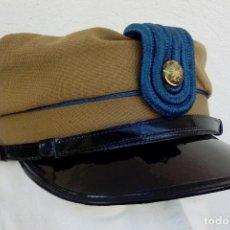 Militaria: TERESIANA ATN. GORRA TROPAS NÓMADAS DEL SÁHARA TALLA GRANDE 58, BUEN ESTADO.. Lote 128104087