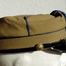 Militaria: TERESIANA ATN. GORRA TROPAS NÓMADAS DEL SÁHARA TALLA GRANDE 59, PERFECTO ESTADO.. Lote 128207107