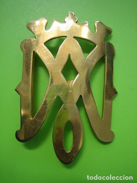ANTIGUA HEBILLA DE NODO DE SEVILLA (Militar - Cinturones y Hebillas )