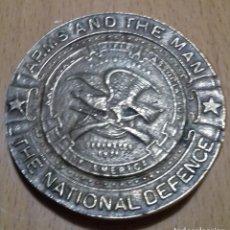 Militaria: HEBILLA ASOCIACION NACIONAL DEL RIFLE NRA MARCAJE TIFFANY NEW YORK , VINTAGE. Lote 128396511