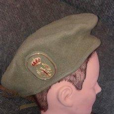 Militaria: BOINA EJÉRCITO.INFANTERÍA.1990. Lote 130847400