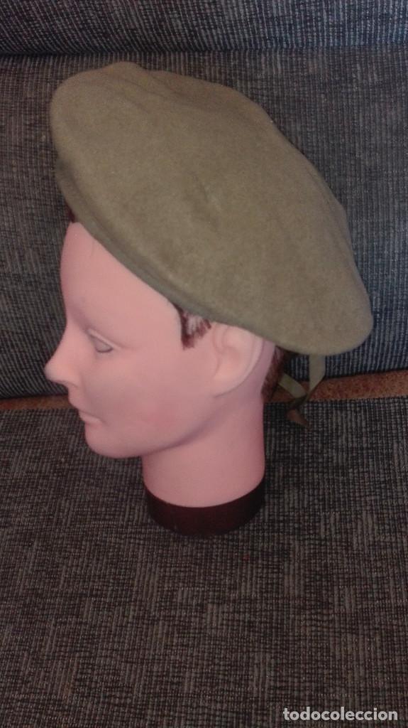 Militaria: boina Ejército.infantería.1990 - Foto 3 - 130847400