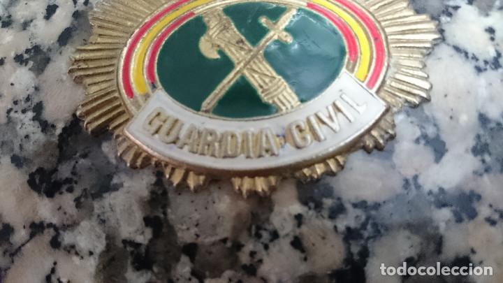 Militaria: PLACA GUARDIA CIVIL - Foto 2 - 130982780