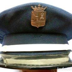 Militaria: GORRA DE PLATO. Lote 131076352