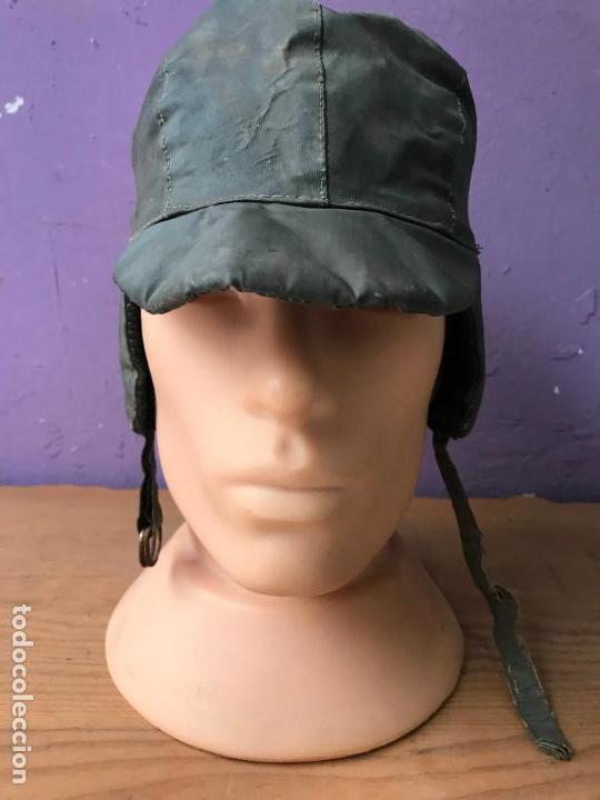 Militaria: Gorra militar o similiar desconocida - Foto 2 - 131304091
