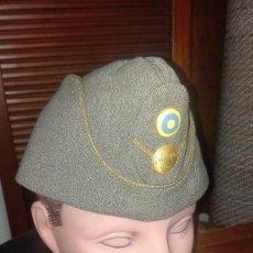 Militaria: GORRO PLATANO ARMADA SUECA.AÑOS 60. Lote 131457746