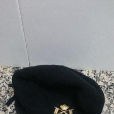 Militaria: ANTIGUA BOINA DE CABALLERIA BOINAS ELOSEGUI AÑO 1994. Lote 131474214