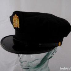 Militaria: GORRA CONSERJE, UJIER, VIGILANTE, SEGURIDAD, GUARDA, GUARDIA DE MINISTERIOS U ORGANISMOS OFICIALES. Lote 131477722
