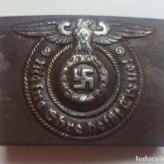 Militaria: HEBILLA ALEMANA WAFFEN SS TROPA IIGM. Lote 131628590